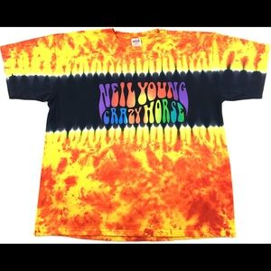 Vintage Neil Young Crazy Horse Greendale 2003